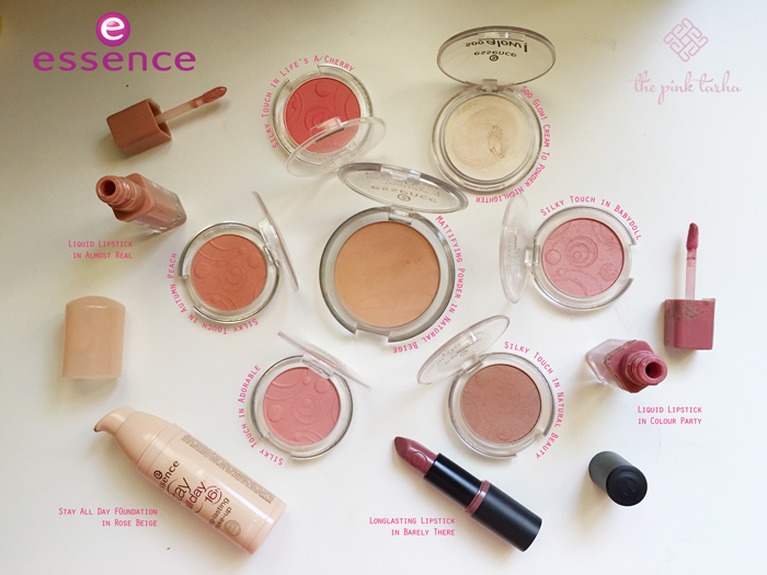 Can you tell how much I love their blush!